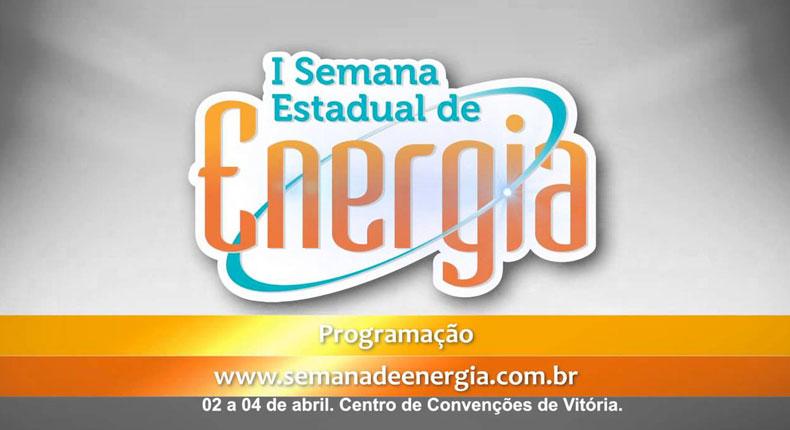 I Semana Estadual de Energia - Brasile