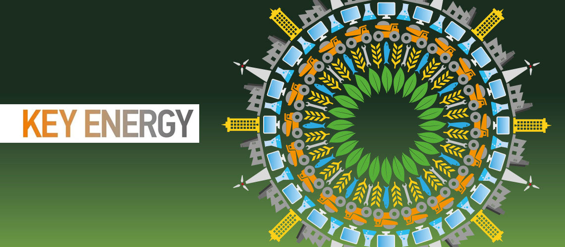 Aria espone a Key Energy 2017